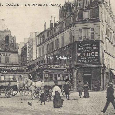 CM 969 - Place de Passy