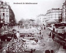 CMP 1900-1903 - Boulevard de Ménilmontant