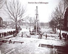 CMP 1900-1903 - Station Rue d'Allemagne