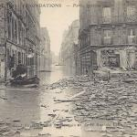 Inconnu 115 - Coin du Boulevard Saint-Germain et de la Rue de Lille