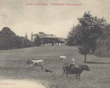 Colomiers - Château de Rudelle (Labouche)