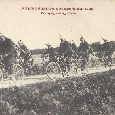 Manoeuvres du Bourbonnais (sans n°)