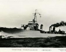Contre-torpilleur BISON