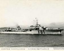 Contre-torpilleur L'INDOMPTABLE