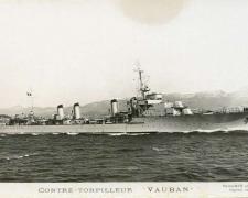 Contre-torpilleur VAUBAN