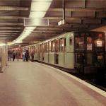 COPEF 1991·1 - Rame Sprague historique à NATION en 1990