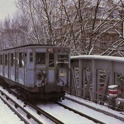 COPEF 1991·2 - Rame Sprague grise sur la ligne 2