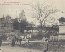 Cornebarrieu - Le Château (Labouche 345)