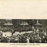 Correspondance des Armées - Défilé Américain de Juin 1917