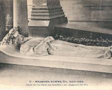 CP 26 - Alexandre Dumas, fils, 1824-1895. Auteur de la Dame aux Camélias