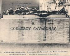 CP 27 - Cavaignac (Godefroy) - Publiciste