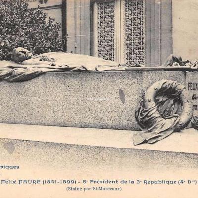 CP 3 - Félix Faure (1841-1899) - 6° Président de la 3° République