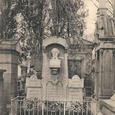 CP 38 - Musset (Alfred de) 1810-1857 - Poète