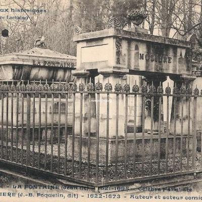 CP 41 - La Fontaine et Molière