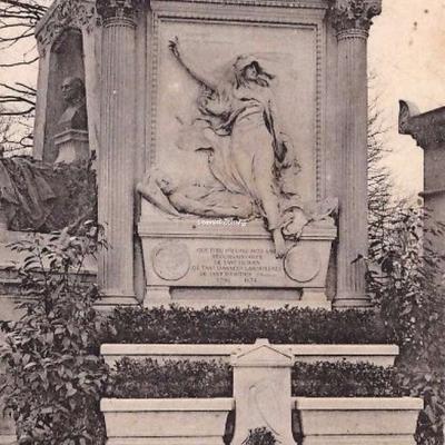 CP 46 - Michelet Jules, 1798-1874 - Philosophe et Historien