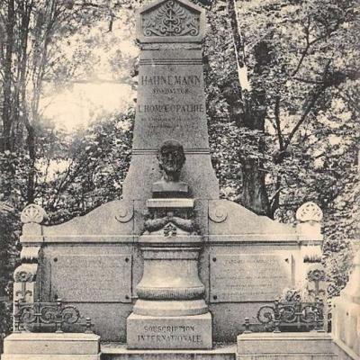 CP 61 - HAHNEMANN (1755-1843), fondateur de l'homéopathie