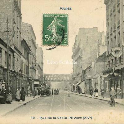 CP 641 - Rue de la Croix-Nivert