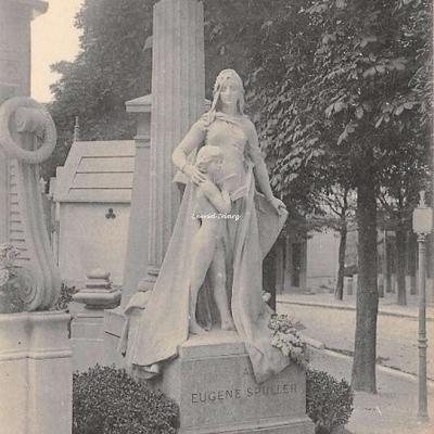 CP 80 - Spuller Eugène - 1835-1896 - Historien - Publiciste - Homme d'Etat ami de Gambetta