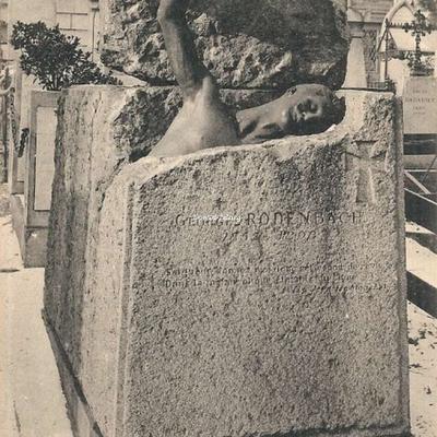 CP 81 - Rodenbach Georges - 1855-1898 - Homme de Lettres