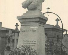 CP - Monument de Syveton par L. Pallez