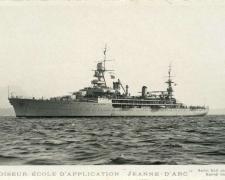 Croiseur école d'application JEANNE D'ARC