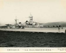 Croiseur LA GALISSONNIÈRE