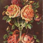 1268 - Fleurs en vase