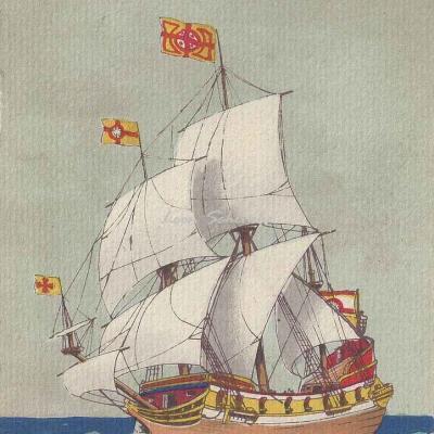 1199 - Caravelles et Caraques