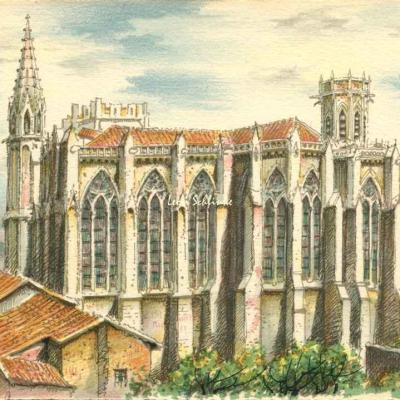 Barday 10x15 - 2082 - Carcassonne