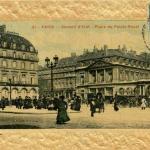 D.& Cie 21 - PARIS - Conseil d'Etat - Place du Palais-Royal
