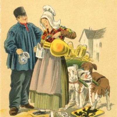1194 - Costumes des Provinces Belges