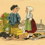 1209 - Les Petits Métiers (Série Belge)