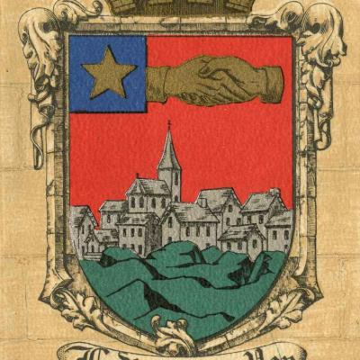 1318 - Blasons - Villes de France