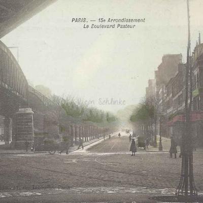 Demaude - Le Boulevard Pasteur