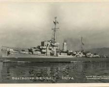 Destroyer d'escorte HOVA