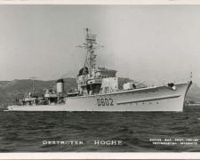 Destroyer HOCHE