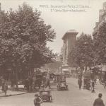 DIX 5131 - Boulevard et Porte St-Denis