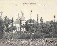 Donneville - Le Château (Labouche 604)