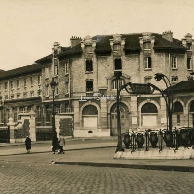 DULAC Tabac 117 - PARIS - Hôpital de la Pitié