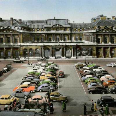 E.R. - 104 - Place du Palais Royal Conseil d'Etat (couleur)