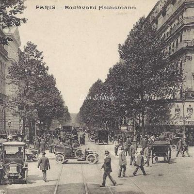 Chaussée d'Antin - Lafayette