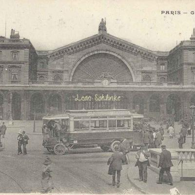 Edia impr. - Gare de l'Est