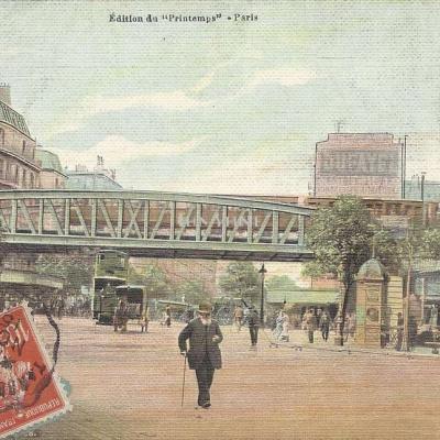 Edition du Printemps - Boulevard Barbès