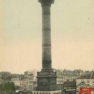 EL - PARIS - Place de la Bastille