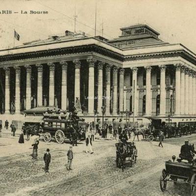 ELD 18 - PARIS - La Bourse