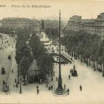 ELD 4017 - PARIS - Place de la République