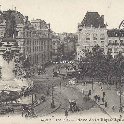 ELD 4057 - Place de la République