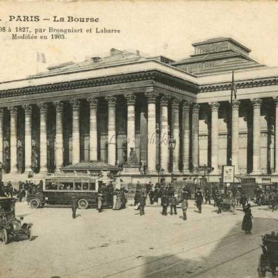 ELD 4071 - La Bourse