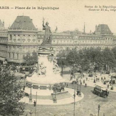 ELD 4205 - PARIS - Place de la République