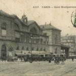 ELD 4217 - PARIS - Gare Montparnasse